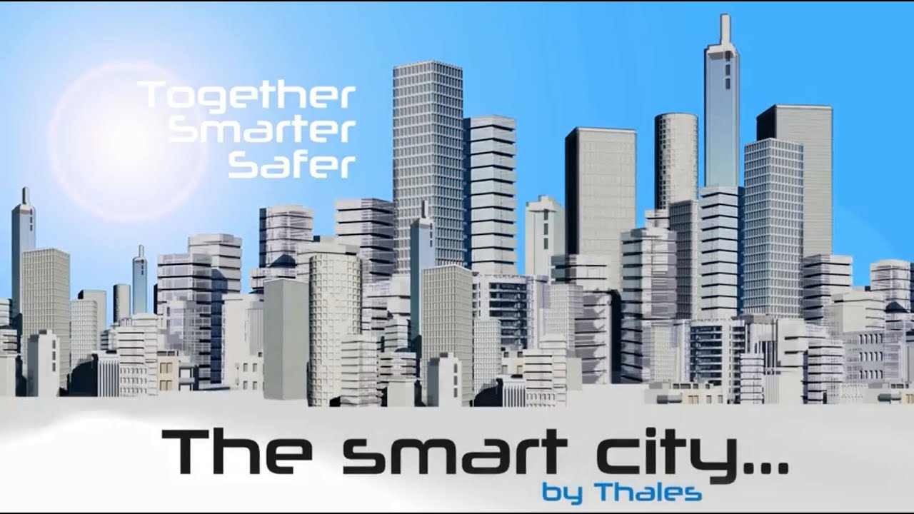 Smart City Challenge >> SMART CITY - The interconnected city: improving the quality of life of citizens - YouTube