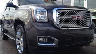 Brand new 2015 GMC Yukon Denali for sale in Medicine Hat