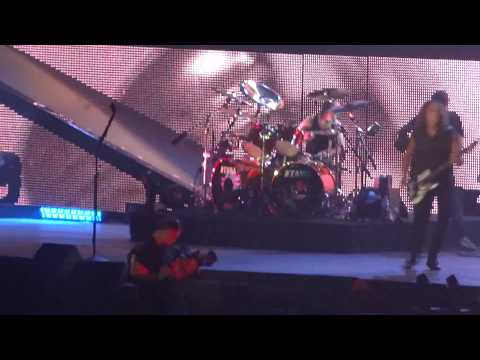 Metallica - One - Lima 2014-03-20 video