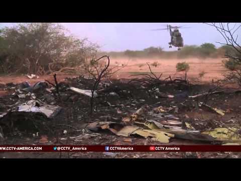 No survivors on Air Algerie plane crash