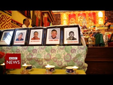 NYC Sherpa tells us about the dangers of Everest - BBC News