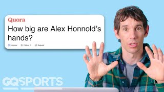 Alex Honnold Goes Undercover on the Internet | GQ Sports