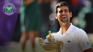 Novak Djokovic post-final interview | Wimbledon 2018