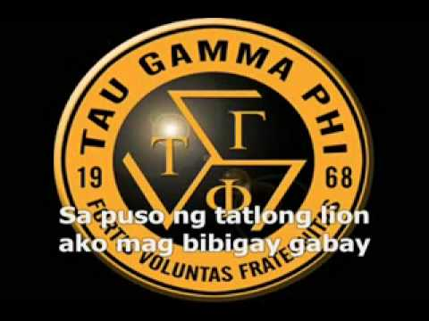 Pusong Tatlong Leon, Tau Gamma Phi Grand Fraternity Video