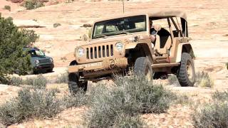 2015 Moab Easter Jeep Safari