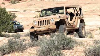 2015 Moab Easter Jeep Safari