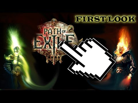 - Path Of Exile - Mini Review - First Look HD
