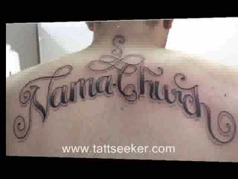 Tags:tattoo lettering fonts letter designs styles chopper tattoomenow print