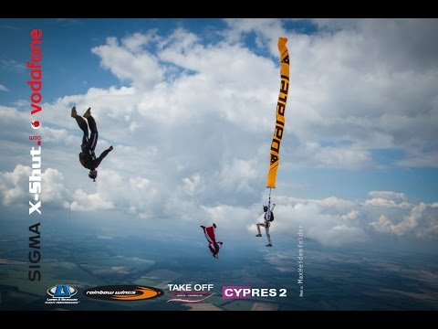 Combine Sitfly and Tube, Headdown Carve and Wingsuit HD Carve