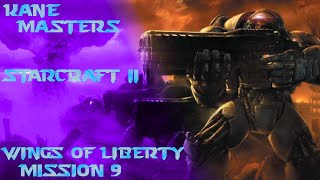 Starcraft II: Wings of Liberty Mission 9 - The Great Train Robbery