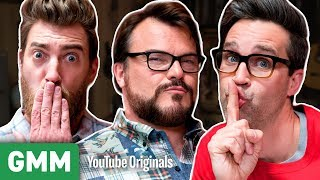 I'VE GOT A SECRET (GAME) ft. Jack Black