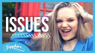 download lagu Issues - Julia Michaels  Cover By Sapphire gratis
