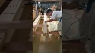 豊川市の堀田建築❗職人、今泉🔨