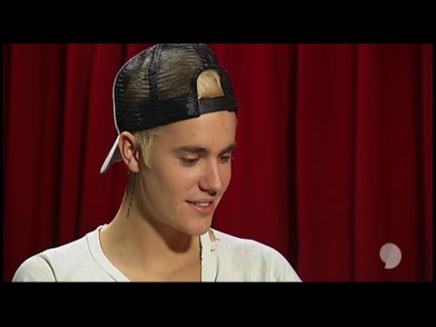 Justin Bieber 3 News interview with Heather du Plessis-Allan | Auckland New Zealand, October 1, 2015