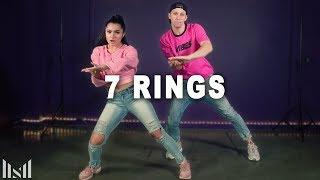 ARIANA GRANDE - 7 RINGS   Matt Steffanina & Tati McQuay Dance Choreography