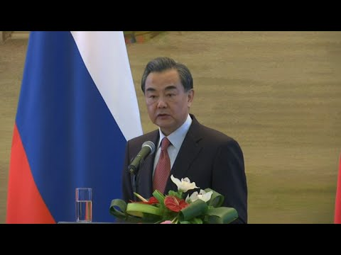 Putin's Upcoming Visit an Important Political Agenda in China-Russia Relations: Wang Yi