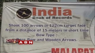 4-yr-old Malapati Maruthi Aarush Reddy sets National archery record