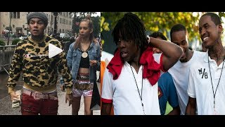 """Chief Keef and Lil Reese Laughs at 6ix9ine for spending $75K on his baby moms """"WE DONT LOVE THOTS"""""""