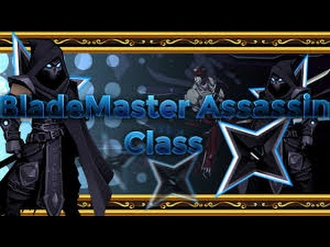 Class guide Blade Master aqw 2016