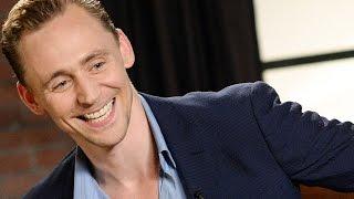 Tom Hiddleston - Variety Live Chat