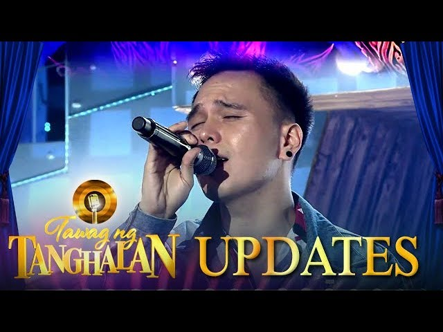 Myko Mañago steals the Golden Microphone from Jermaine April! | Tawag ng Tanghalan Update