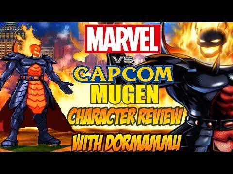Marvel vs. Capcom M.U.G.E.N: Character Review w/ Dormammu