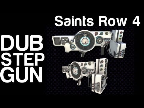 Saints Row 4 Dubstep Gun Music Types Style Upgrades How to Get it   WikiGameGuides
