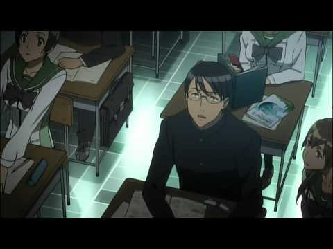 High School Of The Dead - S01 E01 - 1 2 - Eng Subbed video