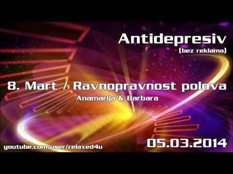 TDI Radio - Antidepresiv | 8. Mart / Ravnopravnost polova (05.03.2014)