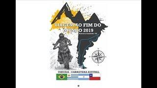 Viagem de Moto ao Fim do Mundo 2019 - Ushuaia e Carretera Austral (1ªparte)