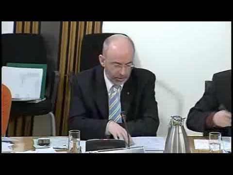 Law Society of Scotland evidence on Legal Services Bill Pt 5