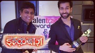 Ishqbaaz's Nakuul Mehta Wins Best Actor Award | Good News