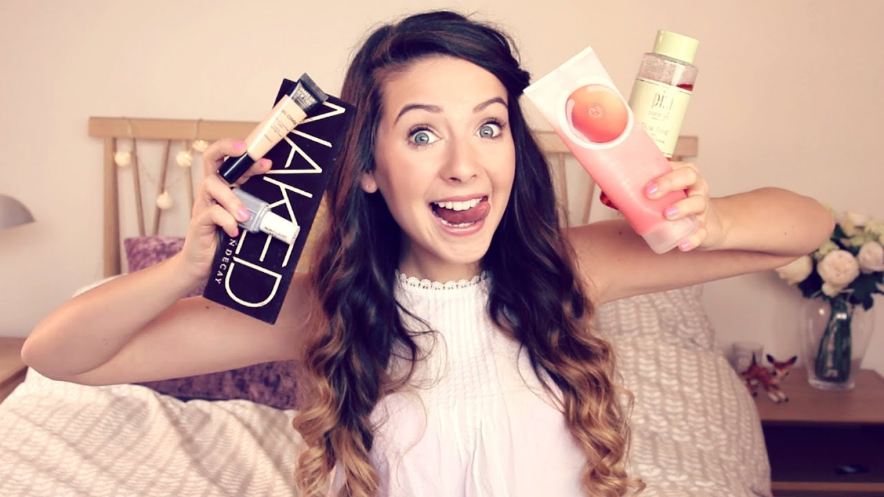 May Favourites  Zoella...