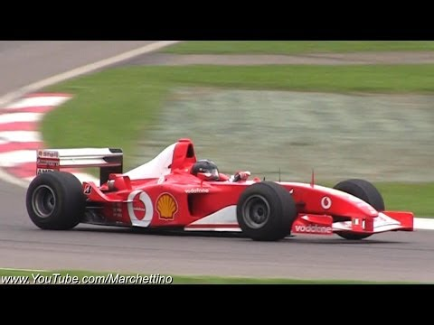 BEST Formula 1 Sounds - V6, V8, V10 and V12 klip izle