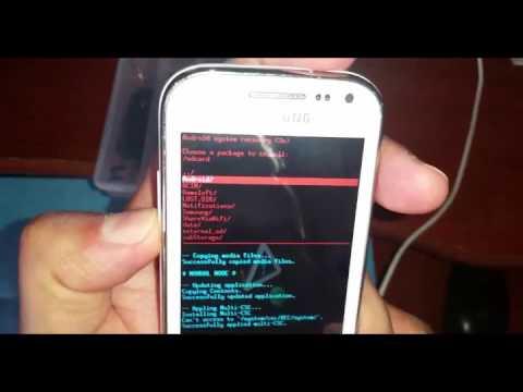 Rotear Samsung Galaxy ACE2 GT I8160P