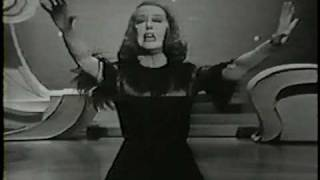 BETTE DAVIS Sings SINGLE On HOLLYWOOD PALACE 1965