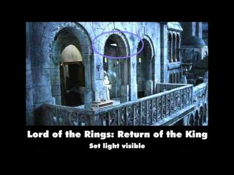 Lord Of The Rings: Return Of The King (2002) Movie Mistakes