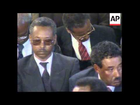 ETHIOPIA: WAR CRIMES TRIAL