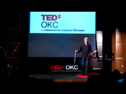 "TEDxOKC - Kyle Dillingham - ""Re-thinking the Symphony and Connecting with the World"""
