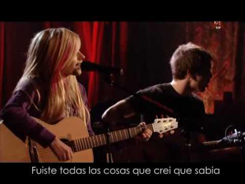 Avril Lavigne My Happy Ending Subtitulado En Español video