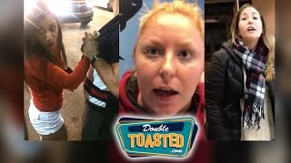 THE TOP BEST FREAKOUTS ON THE INTERNET - Double Toasted Highlight