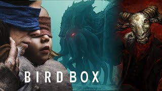 BIRD BOX - CTHULHU VS AKAH MANAH - A VERDADE!
