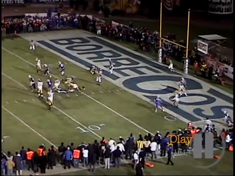 FINAL ITESM MTY Borregos Salvajes 14 vs 10 UANL Auténticos Tigres Liga Mayor 2005