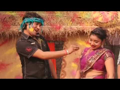 Holi Ke Dinwa [ Naughty Holi Video Song] Hachahach Holi - Chhotu Chhalia