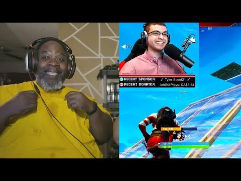 Dad Reacts to The Best Fortnite Player #3! (Nick Eh 30) - Fortnite Highlights! - Ninja or Nick?
