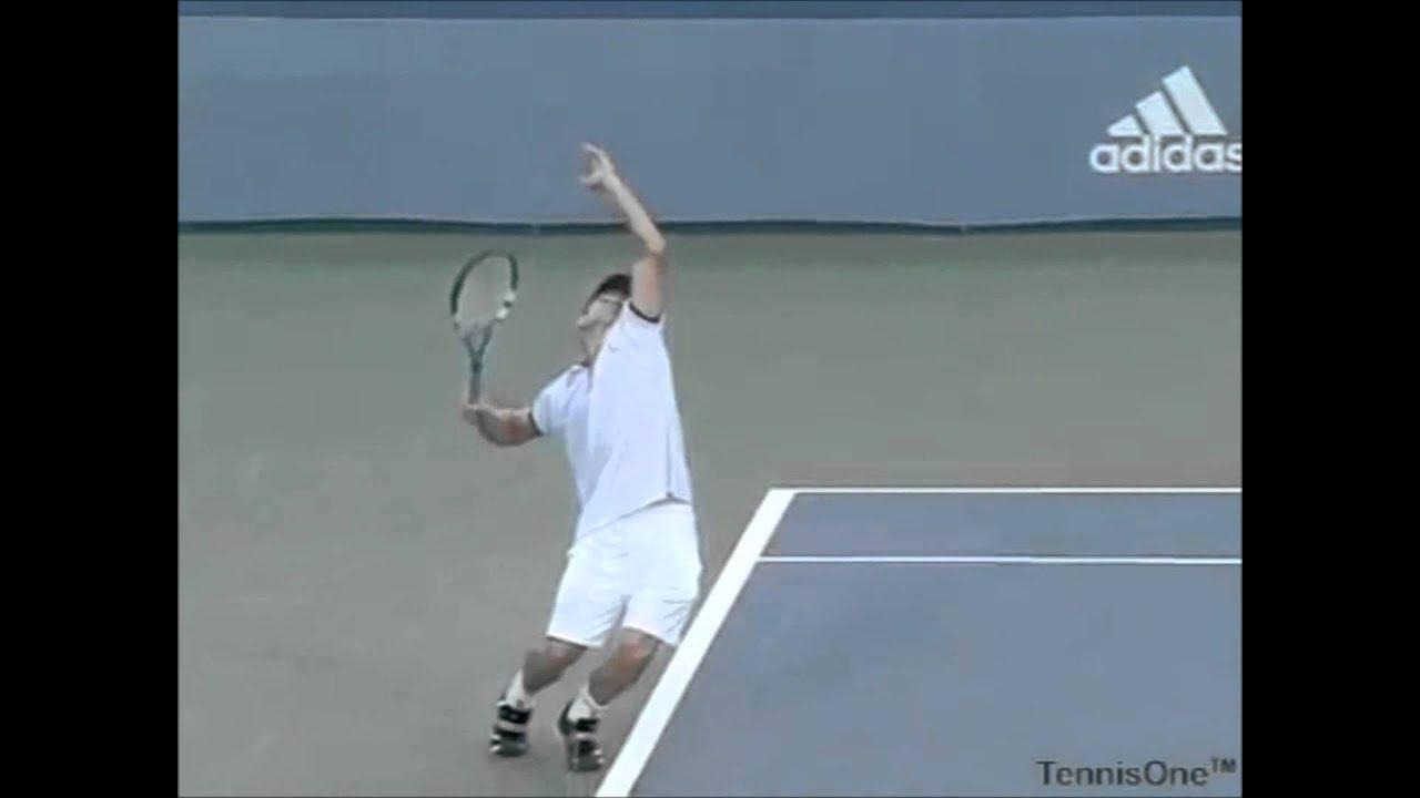 Roddick Tennis Serve Tennis Serve by Andy Roddick