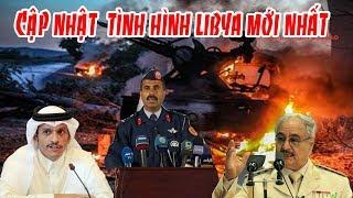 CẬP NHẬT MỚI NHẤT CHIẾN SỰ LIBYA - Xe tăng đầu tiên bị diệt, khủng bố IS bất ngờ tham chiến