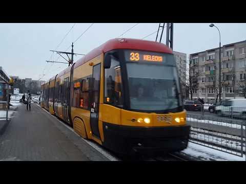 Жизнь в Польше.  Трамвай Польши.