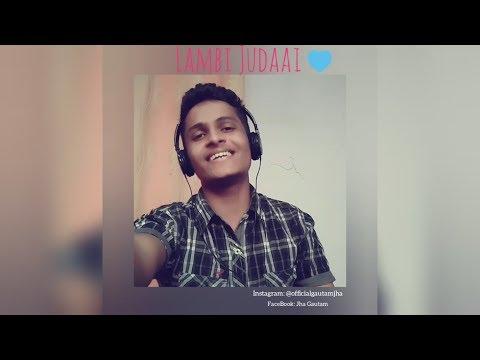Lambi Judaai : Hero | Karaoke Version | Reshma | Gautam Jha