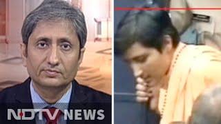 Prime Time: Sadhvi Pragya given clean chit in Malegaon blasts